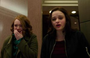 Shannon Purser and Joey King in Wish Upon (Broad Green Pictures)