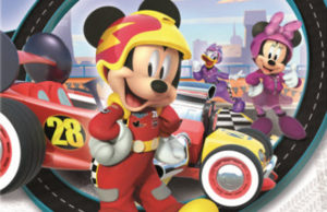 Win a DVD of Mickey and the Roadster Racers: Start Your Engines.
