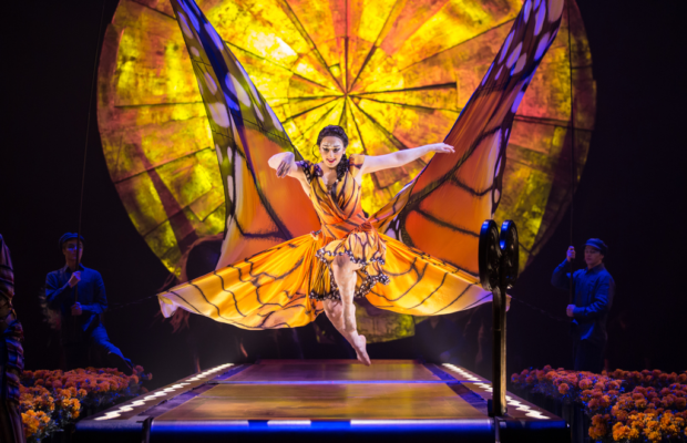 "Cirque du Soleil's ""Luzia"" comes to SoCal this late 2017 and early 2018. (Matt Beard)"