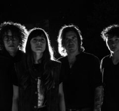 Nightmare Air is comprised of Swaan Miller, Dave Dupuis, Liza Stegall and Jimmy Lucido. (Courtesy Photo)