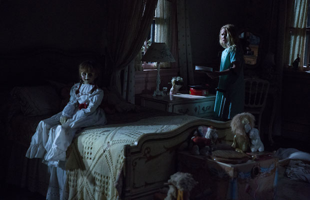 Talitha Bateman as Janice in Annabelle: Creation