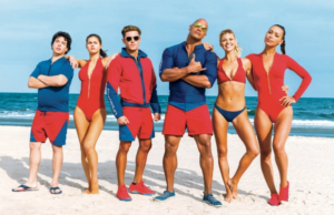 Win a DVD of Baywatch.