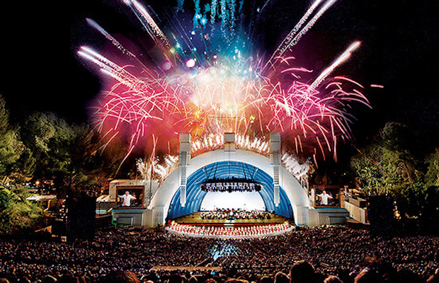 Seeing the L.A. Philharmonic at the Hollywood Bowl is an ultimate L.A. experience.