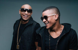 Gente de Zona made their Hollywood Bowl debut Wednesday night.