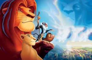 Win a DVD of The Lion King Walt Disney Signature Collection.