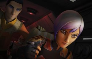 Win a DVD of Star Wars Rebels: Complete Season Three.