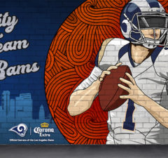 "The ""My City, My Team, My Rams"" contest ends August 21, 2017. (Courtesy Art)"