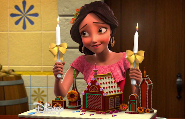 Win a DVD of Elena of Avalor: Celebrations to Remember.