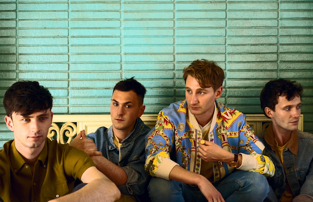 Win tickets to see Glass Animals at Shrine Auditorium.