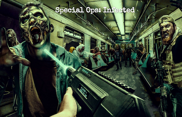 Knott's Scary Farm's Special Ops: Infected is the best maze and haunt experience in SoCal.