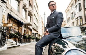 Taron Egerton stars in Kingsman: The Golden Circle. (Giles Keyte/Twentieth Century Fox)