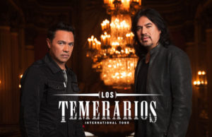 Win tickets to see Los Temerarios at the Honda Center.