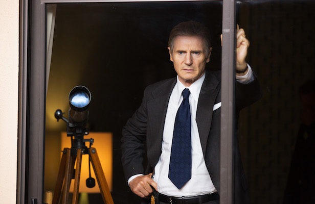 Liam Neeson in Mark Felt: The Man Who Brought Down the White House (Bob Mahoney/Sony Pictures Classics)
