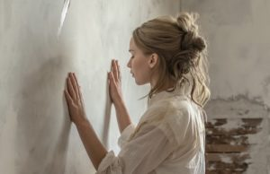 Jennifer Lawrence in mother! (Niko Tavernise/Paramount Pictures)