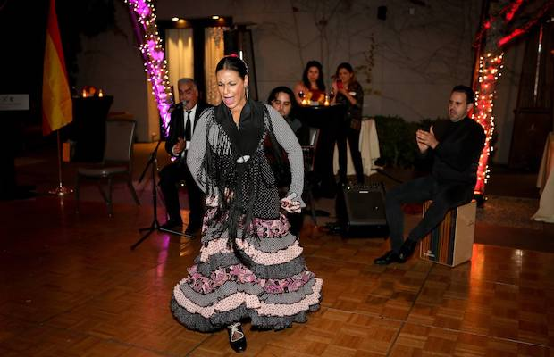 """""""The Year of Murillo"""" celebration party at Luxe Sunset Boulevard Hotel"""