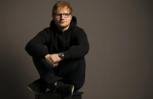 Win tickets to see Ed Sheeran at the Rose Bowl. (Greg Williams)