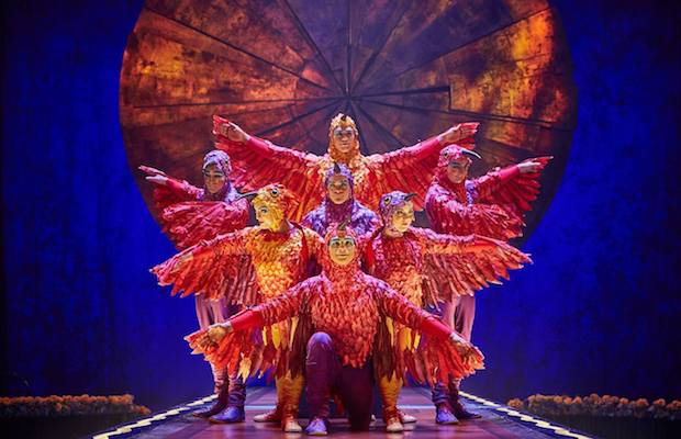 "Win tickets to see ""Luzia"" at Dodger Stadium."