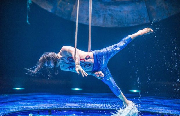"""Win tickets to see """"Luzia"""" at OC Fair & Event Center."""