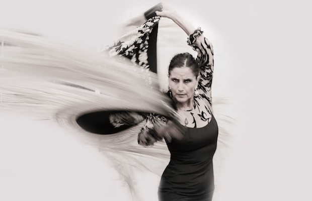 Win tickets to see Maria Bermudez' Sonidos Gitanos at El Portal Theatre. (Triana Reyes)