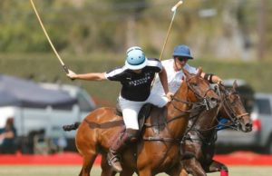 The first-annual Santa Barbara Polo & Wine Festival takes place Oct. 7. (David Lominska Polographics)