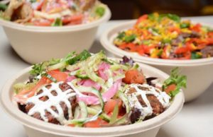 Dive into a Destination Bowl, like the Baja California or Little Italy, at Spireworks Westwood.