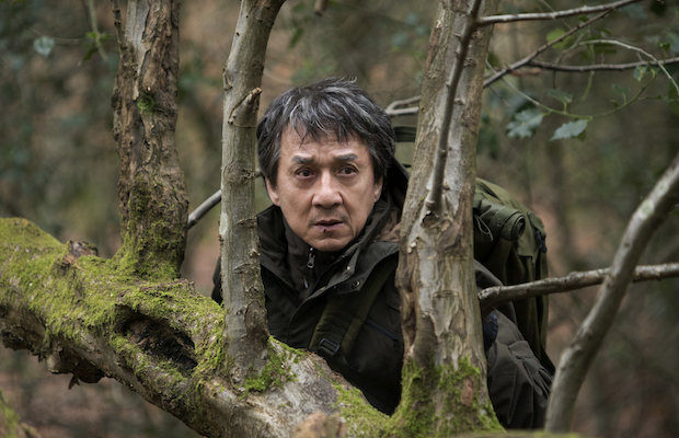 Jackie Chan as Quan in The Foreigner (STX Financing, LLC.)