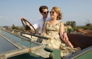 Andrew Garfield and Claire Foy star in Breathe. (David Bloomer/Bleecker Street/Participant Media)