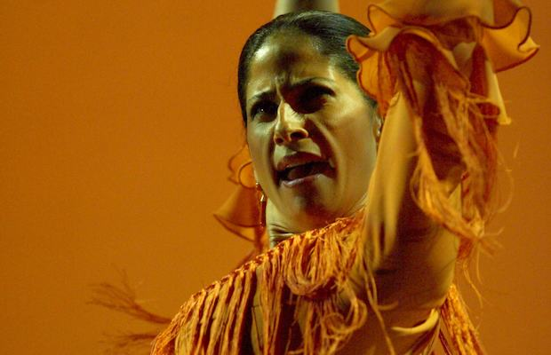"""Forever Flamenco: Voces"" featured the stunning dancing of Cihtli Ocampo."