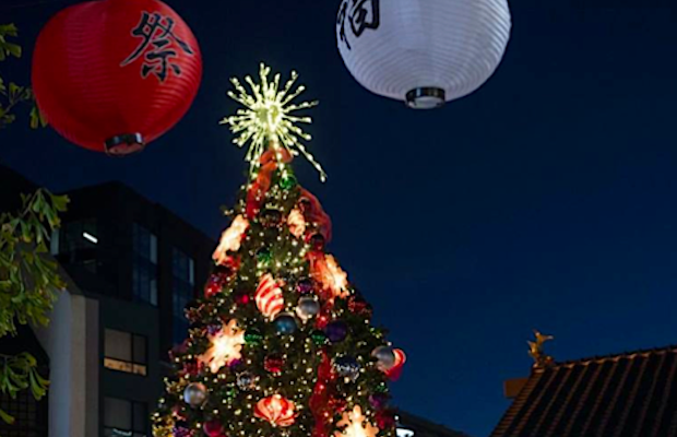 Eat, drink, be merry and Go Little Tokyo this holiday season.