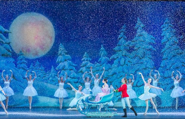 Inland Pacific Ballet presents 10 performances of The Nutcracker. (E.Y. Yanagi)
