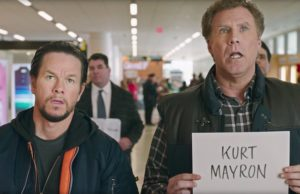 Mark Wahlberg (Dusty) and Will Ferrell (Brad) star in Daddy's Home 2. (Paramount Pictures)