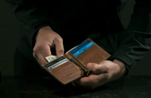 Nomad's Charging Wallet