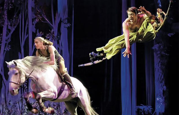 "Treat yourself to the spectacle that is Cavalia's ""Odysseo."""