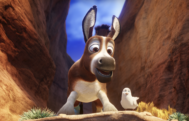 Win passes to a The Star screening on Nov. 11. (Sony Pictures Animation)