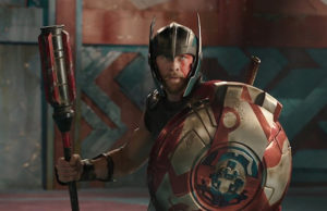 Chris Hemsworth in Thor: Ragnarok (Marvel Studios)