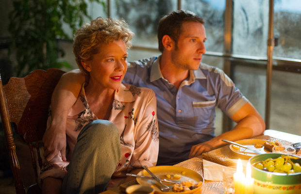 Annette Being and Jamie Bell in Film Stars Don't Die in Liverpool (Susie Allnutt/Sony Pictures Classics)