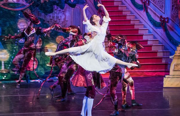 """Don't miss Moscow Ballet's """"Great Russian Nutcracker"""" at the Wiltern."""