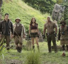 Win Passes to a Jumanji: Welcome to the Jungle Screening on Dec. 18.
