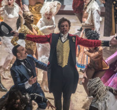 Win passes to a The Greatest Showman screening on Dec. 18.