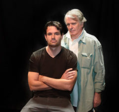 """Mike Bash and Gordon Thomson in """"Bloodbound"""""""