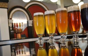Beer at Angel City Brewery (Courtesy photo)