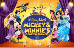 "Disney Live! ""Mickey and Minnie's Doorway to Magic"""