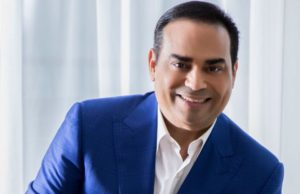 Gilberto Santa Rosa (Courtesy photo)