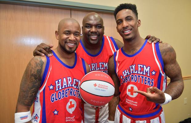 Win tickets to see the Harlem Globetrotters in Ontario and Anaheim.