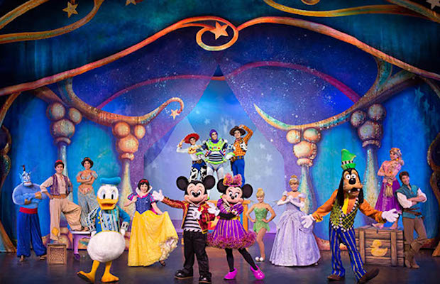 """Disney Live! """"Mickey and Minnie's Doorway to Magic"""" comes to Ontario Jan. 20 and 21."""