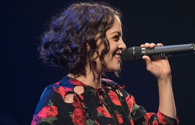 Win tickets to see Natalia Lafourcade at the Theatre at Ace Hotel.