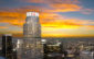 Take in stunning sunsets at OUE Skyspace Los Angeles.
