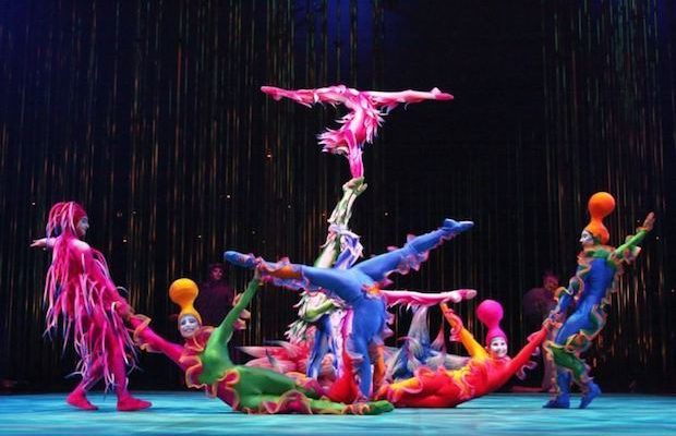 """Win tickets to see Cirque du Soleil's Soda Stereo """"Sep7imo Dia"""" at the Forum."""