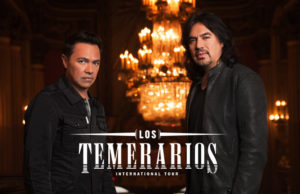 Win tickets to see Los Temerarios at the Forum