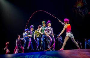 "Cirque du Soleil's ""SEP7IMO DIA - No Descansaré"" (Courtesy photo)"
